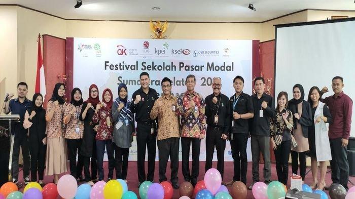 1.178 Peserta Festival Sekolah Pasar Modal Mendapatkan Literasi Investasi dari Bursa Efek Indonesia