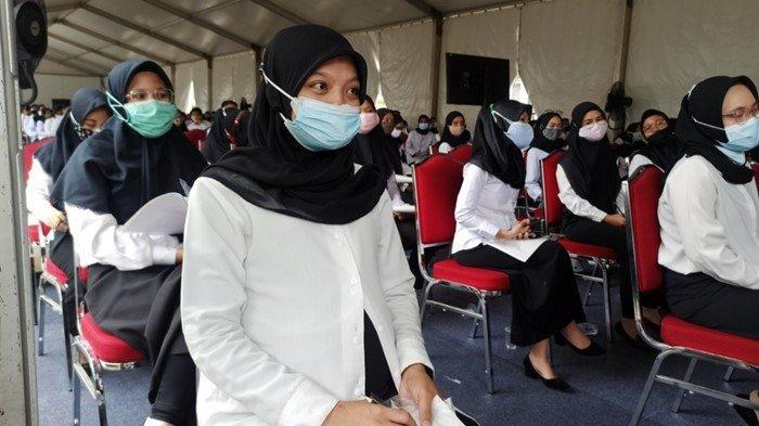Peserta SKD CPNS di Palembang Ini Gugup, Takut Bolak-balik Toilet: Maklum Sedang Hamil