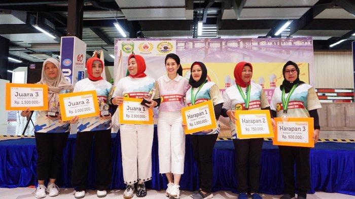 Daftar Nama Pemenang Women Competition Bowling Fun Games di JSC Palembang