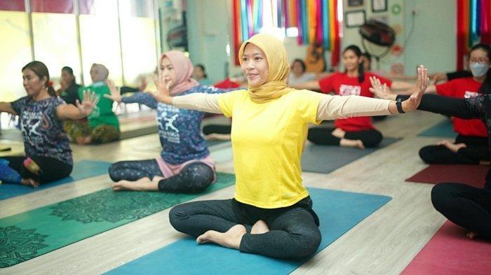 Grand Opening Dewi Yoga Studio, Promo Member Hanya Rp200 Ribu Untuk 10 Kali Pertemuan