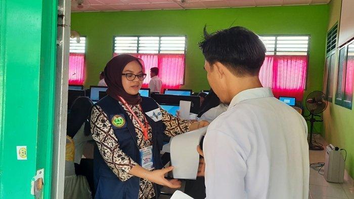 Tak Datang, 7 Peserta Tes CPNS Sesi Pertama di Kabupaten Musirawas Dinyatakan Gugur