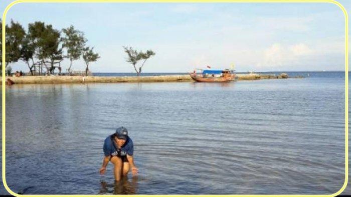 Pesona Pulau Laki, pulau yang disebut sebagai lokasi jatuhnya Sriwijaya Air SJ 182