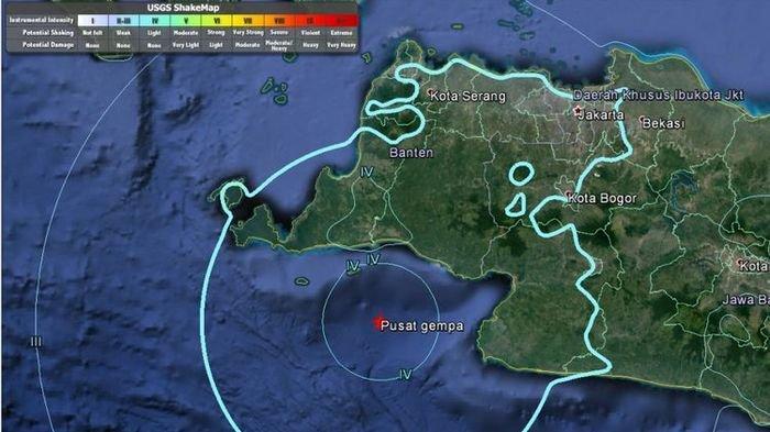 Inilah Video dan Data Korban Gempa versi BNPB dan Alasan Pakar UGM Sebut Tak Berpotensi Tsunami