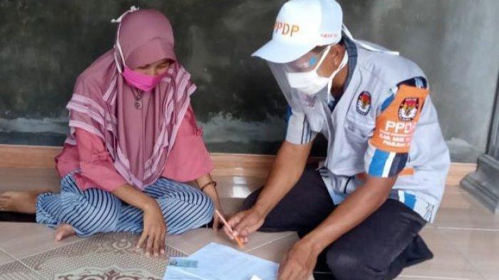Calon Pemilih Pilkada Musirawas yang Dicoklit PPDP 292.693
