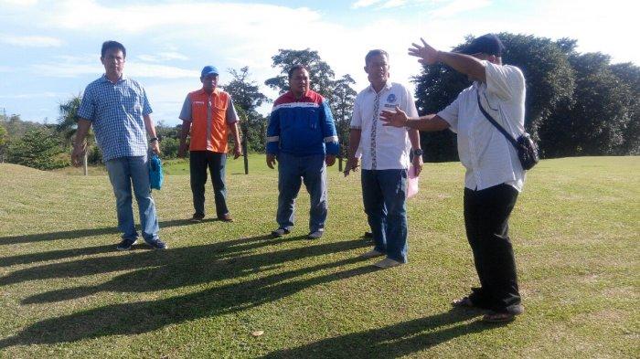 Turnamen Golf Kabupaten PALI Siap Gaet Investor