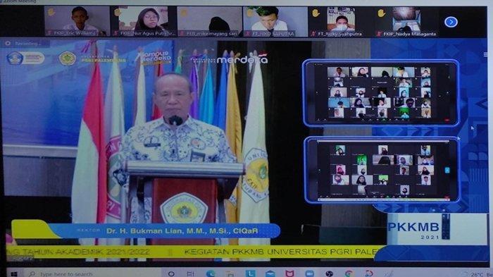Universitas PGRI Palembang Tunggu Arahan Soal Pembelajaran Tatap Muka di Level Perguruan Tinggi