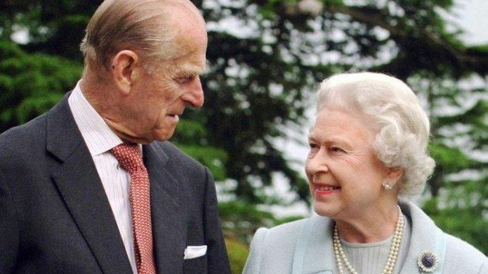 Pemakaman Pangeran Philip, Suami Ratu Elizaberth II: Wanita Tak Dikenal Buat Keributan Sambil Teriak
