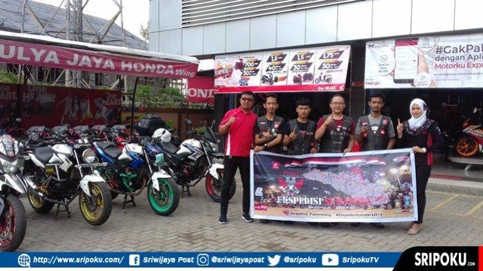 Sosialisasi Safety Riding dengan Jajal Perjalanan 5 Ribu Km,Empat Riders PHSO Siap Taklukkan 8 Kota