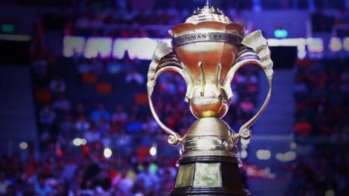 Final Piala Sudirman 2019 - China Melawan Jepang, Berikut 5 Fakta Menarik Pertandingan Keduannya