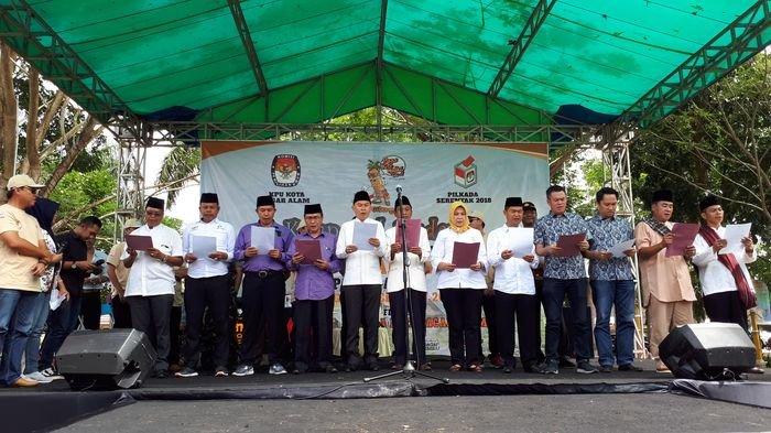 Isu Money Politic Mencuat di Pagaralam, Polres dan Panwaslu Bakal Bentuk Satgas Anti Politik Uang