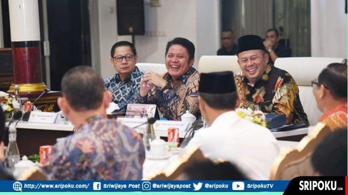 Agenda Gubernur Sumatera Selatan Herman Deru dan Pejabat Pemprov Sumsel, Jumat 13 Desember 2019