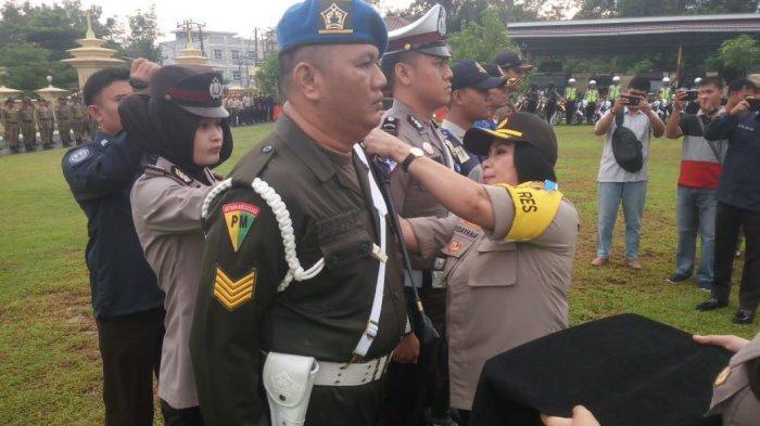 Operasi Ketupat Musi 2019 Berakhir, Kapolres OKU AKBP Ni Ketut Widayana Klaim OKU Aman dan Kondusif