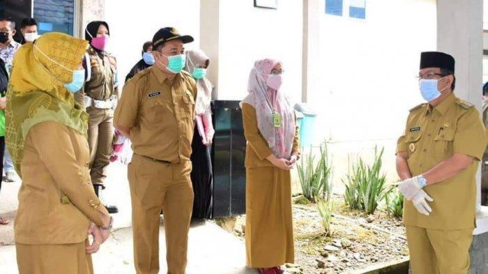 Tinjau RSUD Muara Beliti, Pjs Bupati Musirawas Bilang Fasilitasnya Harus Ditingkatkan