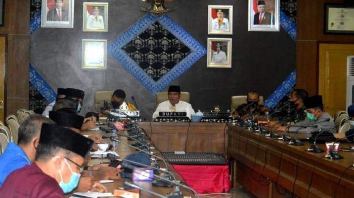 Aktifkan Kembali Posko Covid-19 di Musirawas, Cegah Klaster Baru Penyebaran Covid-19 di Pilkada