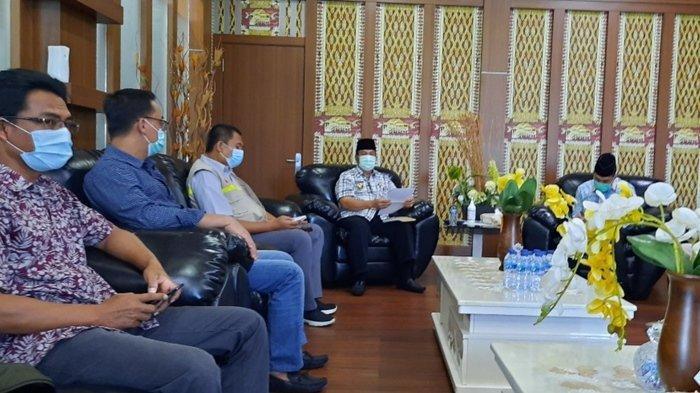 Pjs Bupati Musirawas Harapkan Kebenaran Info Kesehatan Cabup Ratna Disampaikan Transparan