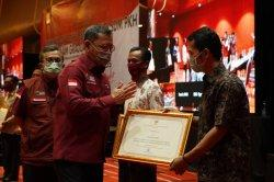 Sumsel Urutan Ketiga  Provinsi Tergraduasi KPM PKH Tahun 2020 Tertinggi di Luar Pulau Jawa
