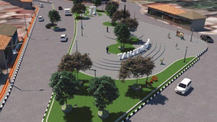Tanjung Enim Segera Miliki Plaza Saringan