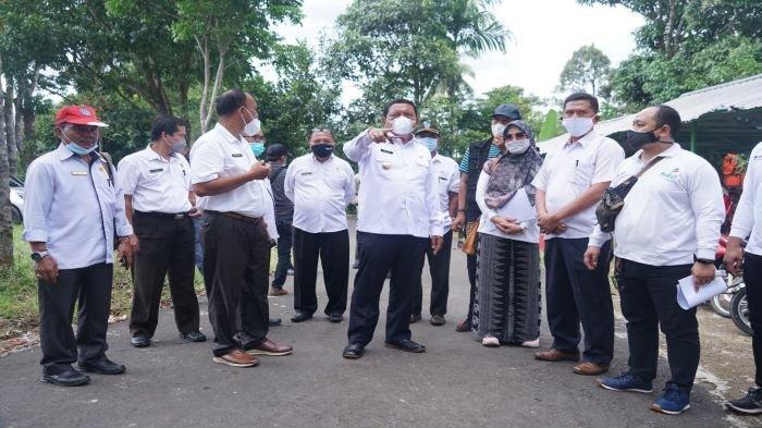 PLN bersama Pemkab Bengkulu Utara Jajaki Kerjasama Kembangkan Agro Ekowisata di Daerah Kemumu