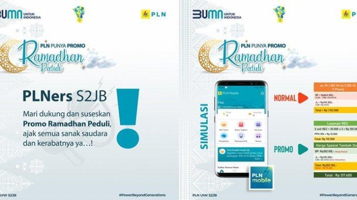 PLN punya Promo Ramadhan Peduli