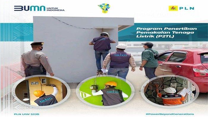 Demi Keselamatan Masyarakat dan Penyelamatan Pendapatan, PLN S2JB Gencarkan P2TL