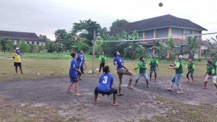 Merasa Nyaman, Mahasiswa Papua di Sumsel Mengaku Betah Menimba Ilmu di Bumi Sriwijaya