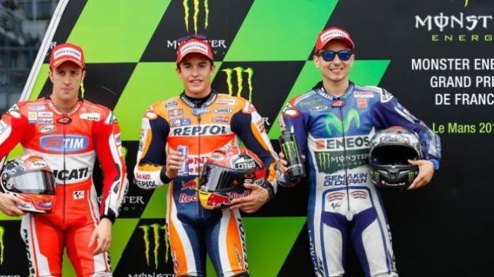 MotoGP Thailand 2019 - Andrea Dovizioso: Marc Marquez Sulit Dianalisis
