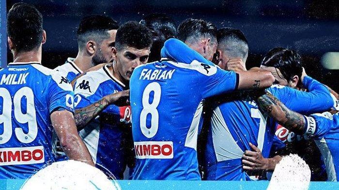 Hasil Liga Italia - Jebolan La Masia Beraksi, AS Roma Pesta Gol dan Naik ke Posisi 5