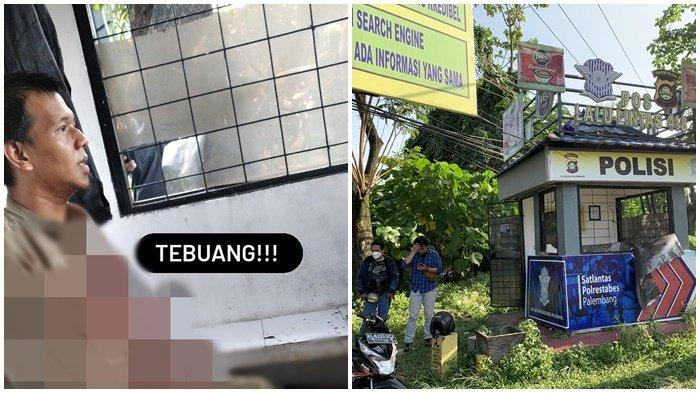 Sikap Polisi Usai Penikaman di Pos Polisi Angkatan 66, Kapolrestabes Palembang tak Tinggal Diam