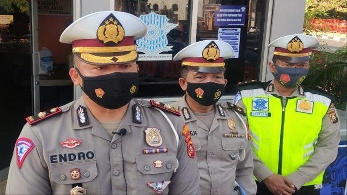 Kasat Lantas Polrestabes Palembang, Kompol Endro Aribowo
