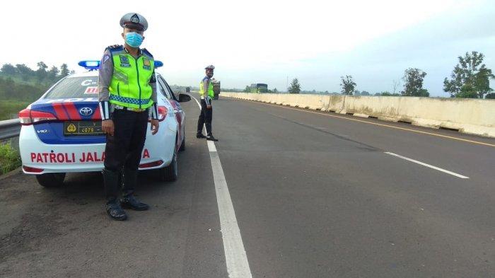 3 Bulan Digunakan, Sejumlah Titik Jalan Tol Palembang-Kayuagung Banyak yang Rusak, Ini Penyebabnya