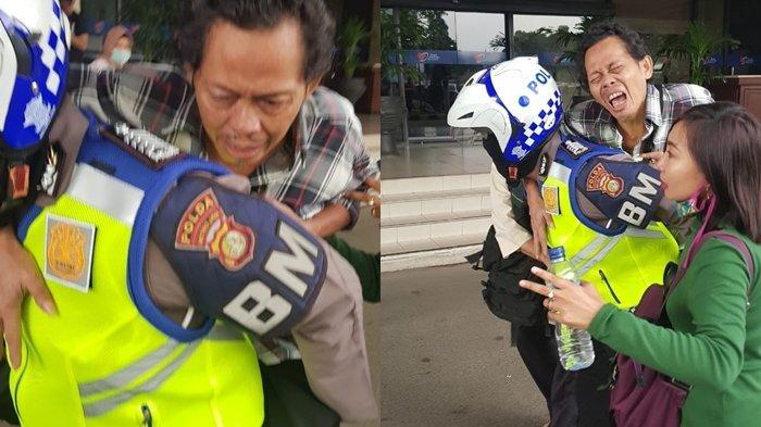LIHAT Penumpang Busway Terkena Serangan Jantung, Polisi Ini Lakukan Hal Mengejutkan, Ini Aksinya!