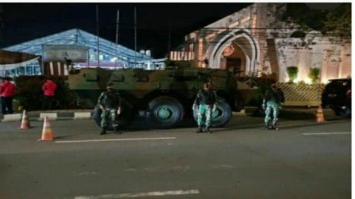 Polda Sumsel dan Kodam II Sriwijaya Kawal Ketat Pelaksanaan Paskah di Sumsel