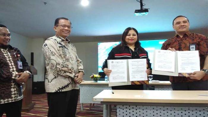 Kembangkan Sport Tourism Poltekpar Palembang Gandeng PT Jakabaring Sport City