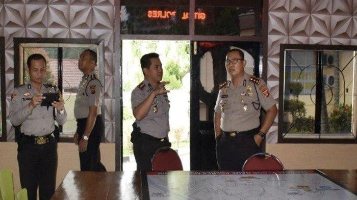 Wilayah Bebas Korupsi Sudah, Polres Muaraenim Kini Kejar Wilayah Birokrasi Bersih dan Melayani