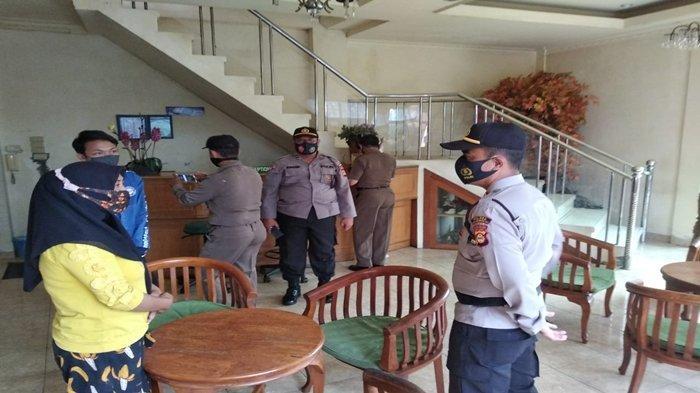 Karyawan Hotel di Baturaja Dihimbau Tes Swab Secara Berkala