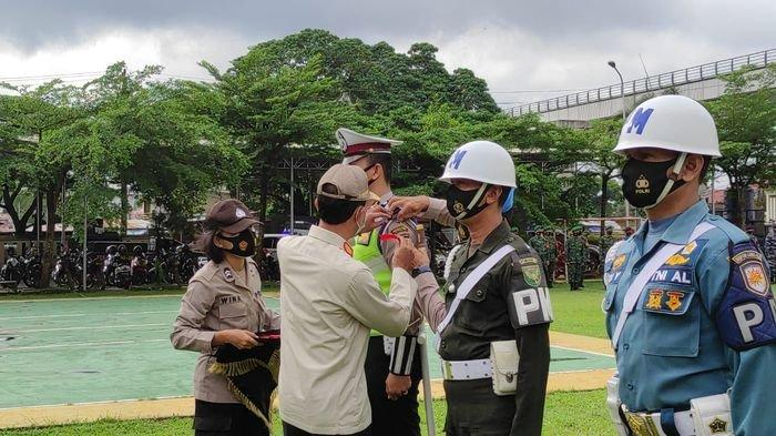 Polrestabes Palembang Ingatkan Masyarakat Patuhi Protkes Pada Nataru, Jika Tidak Akan Dibubarkan