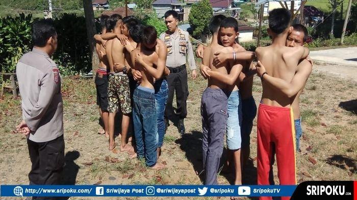 Kapolres Kota Palembang Mohon Amankan Tawuran