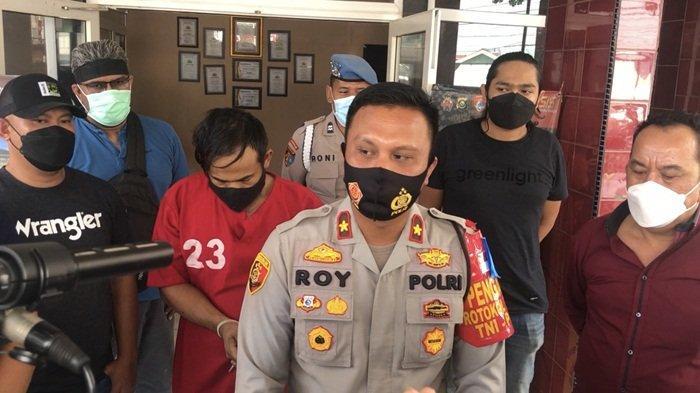 Kecanduan Judi Slot Online, Penjaga Pasar di Palembang Nekat Congkel Jendela Toko