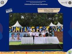 Poltekpar Palembang Ikut Berpartisipasi dalam Event Siguntang Fest 2020
