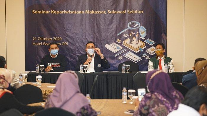 Poltekpar Palembang-Poltekpar Makassar Kolaborasi Lakukan Penelitian Lewat Seminar dan Diseminasi