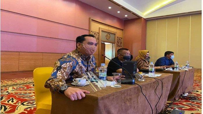 Poltekpar Palembang Ikuti Sosialisasi  Pelaksanaan Panduan Penerapan Protokol Kesehatan CHSE
