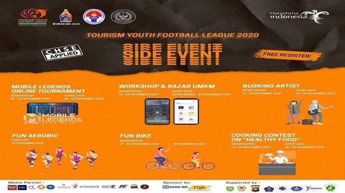 Poltekpar Palembang Gelar Event Sepakbola Yang Menerapkan CHSE