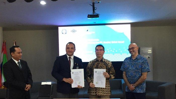 Kapal Pesiar Internasional Seleksi Mahasiswa Poltekpar Palembang