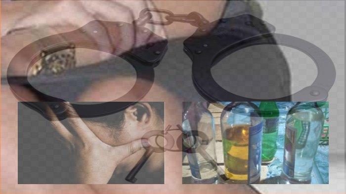 Polwan Muda Diperkosa 3 Perwira Sepanjang Malam di Kantor Kementerian, Dipaksa Minum dan DILUCUTI