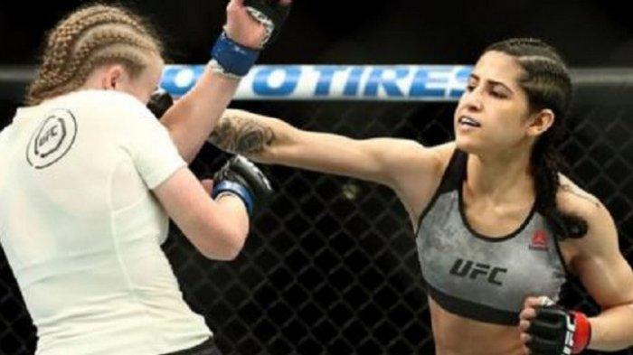 Apes! Pencuri Telepon Genggam ini Dihajar Petarung Putri UFC