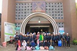 Ustad Kiki Mikail : Pembangunan dari Dana Sendiri akan Wujudkan Kemandirian Ponpes Daarul Muttaqien