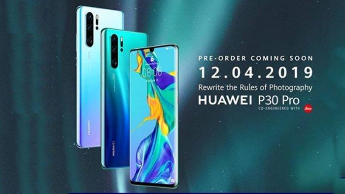 Huawei P30 Lite Resmi Masuk Indonesia, Bawa Teknologi Canggih Pada Kamera, Ini Tanggal Pre-Ordernya