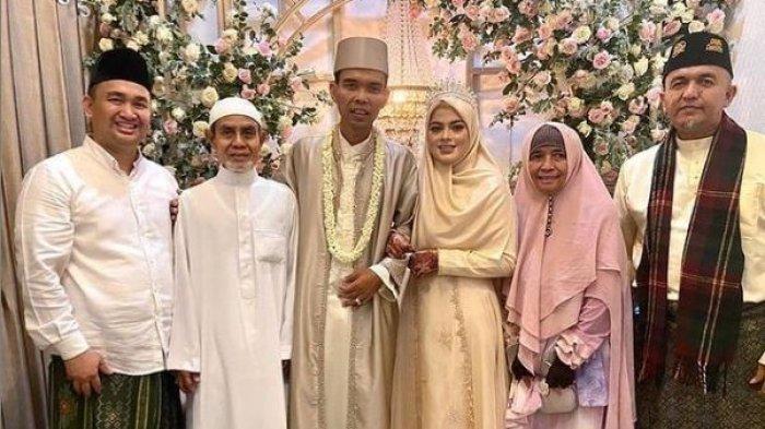 POPULER Foto-foto Pernikahan Ustaz Abdul Somad, Hingga Adam Rosyadi Diisukan Dekat dengan Agnez Mo