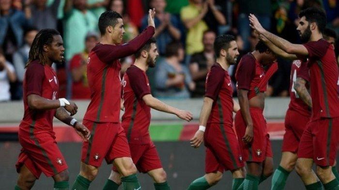 Hasil Akhir Portugal vs Belanda, Gol Goncalo Guedes Bawa Portugal Juara UEFA Nations League