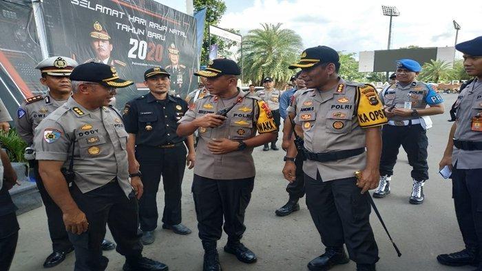 Janji Kapolrestabes Palembang Kombes Pol Anom di 2020: Akan Ada Timsus Berantas Curas Curat Curanmor